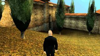 Hitman 2: Silent Assassin, HD walkthrough (Professional), Mission 1 - Anathema