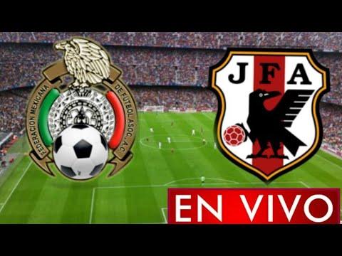 Donde ver México vs. Japón en vivo, Juegos Olímpicos Tokio 2021