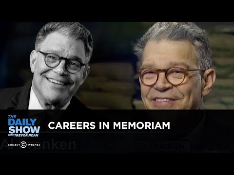 connectYoutube - Careers in Memoriam: The Daily Show