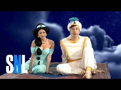 connectYoutube - Aladdin - SNL