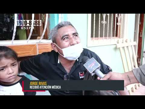MINSA realiza megas jornadas de salud en Diriá, Granada - Granada