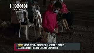 Realizan tarde taurina en honor a Santa Rita de Casia - Nicaragua
