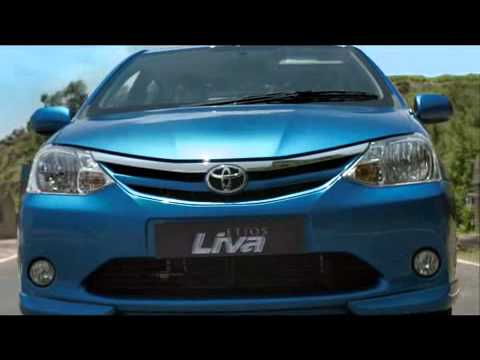 New Generation S Toyota Etios Liva Video 1208