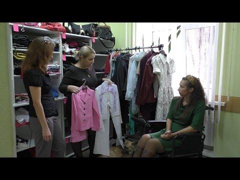 Люди в рамках. Центр \Авантаж\ и школа \Особая мода\. Мода для людей с ограниченными возможностями