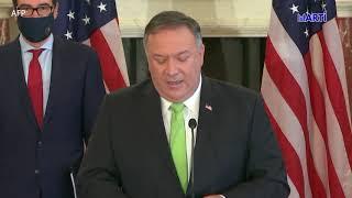EEUU emitió hoy nuevas sanciones contra individuos involucrados con el gobierno venezolano
