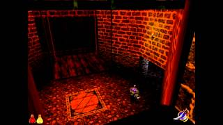 Prince Of Persia 3D Level 1 - The Dungeon *Slenderman O_o*