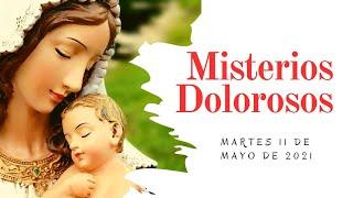 Rosario de Hoy Martes 11 de Mayo | Misterios Dolorosos | Wilson Tamayo