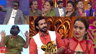 Nuvu Ready Nenu Ready Latest Promo - 3rd September 2020 - Ravi,Vindhya Vishaka - Husband's Vs Wife's - MALLEMALATV