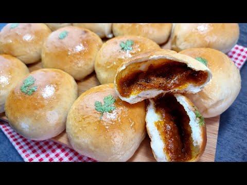 ขนมปังหมูหยองน้ำพริกเผา-How-to