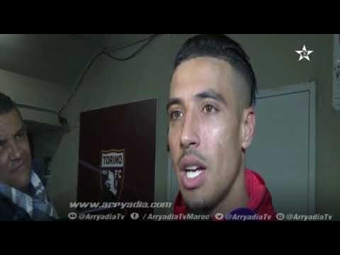 نبيل درار: سنحاول الفوز يوم الثلاثاء أمام جماهير مركب محمد الخامس