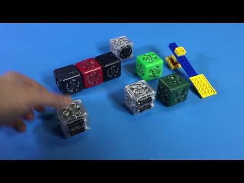 Cubelets Robot: Autotoggle 2 Go