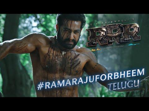Ramaraju For Bheem - Bheem Intro - RRR (Telugu)   NTR, Ram Charan, Ajay Devgn, Alia   SS Rajamouli