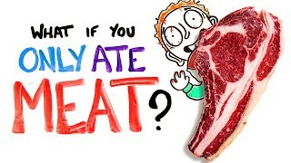 What If You Only Ate Meat?