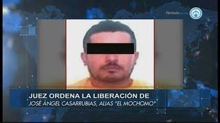 """Ordenan la liberación de """"El Mochomo"""", presunto líder de Guerreros Unidos"""