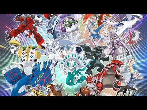 2018 Is the Year of Legendary Pokémon!