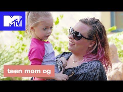 connectYoutube - 'Visiting Mommy' Official Sneak Peek | Teen Mom OG (Season 7) | MTV