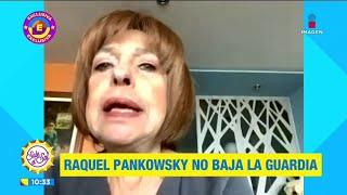 Raquel Pankowsky ha vivido de sus ahorros durante estos meses | Sale el Sol