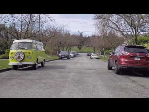 The Streets of Canada - VANCOUVER British Columbia - Life in the West Coast - Housing