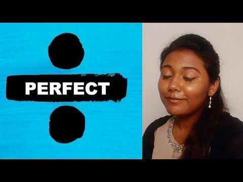 connectYoutube - Ed Sheeran - Perfect | Cover | Adlin Alwyn (Female Version)