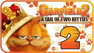 Garfield 2: A Tail of Two Kitties Walkthrough Part 2 (PS2, PC)
