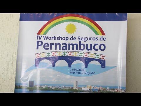 Imagem post: IV Workshop de Seguros de Pernambuco
