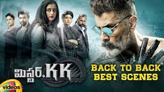 Mr KK Latest Telugu Movie 4K | Vikram | Akshara Haasan | Back To Back Best Scenes | Mango Videos - MANGOVIDEOS