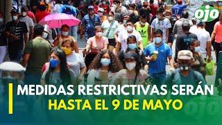 Coronavirus en Perú: Estas son las 41 provincias que estarán en nivel extremo