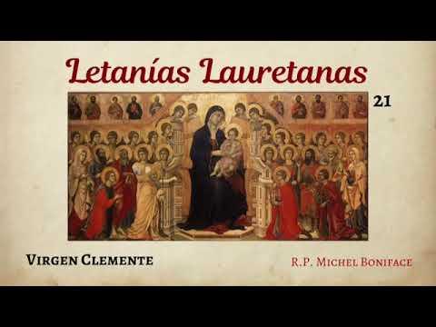 21 Virgen Clemente   Letanías Lauretanas