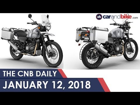 connectYoutube - RE Himalayan Sleet Edition | Honda City, WR-V, Amaze Limited Editions | Triumph Tiger Bookings