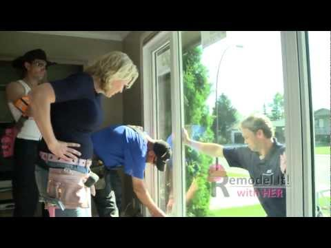 How to Replace a Picture Window
