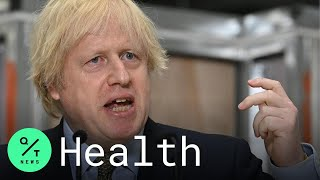 """U.K. PM Says He'll Be """"Reimposing Restrictions"""" if Spike in Covid-19 Cases Occurs"""