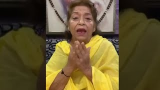 Saroj Khan's last message before she fell sick and got hospitalised | Checkout | RIP Saroj Kjan - TELLYCHAKKAR
