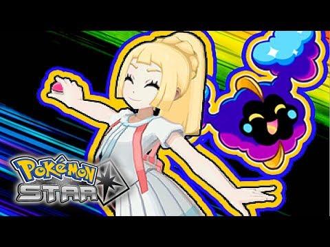 connectYoutube - Pokémon Star Gameplay (3DS) Episode 01 - Ultra Form Lillie!