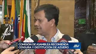 Eliseo Azuero pide se investigue a varios asambleístas