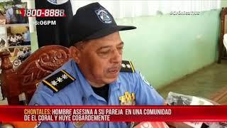 Policía Nacional tras búsqueda del autor de femicidio en Chontales – Nicaragua