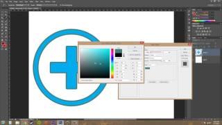 Photoshop CS6 Tutorial - 171 - Stroke