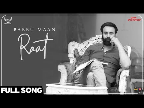 Raat Lyrics - Babbu Maan   Ik C Pagal Album Song