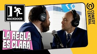 La Regla Es Clara | Backdoor | Comedy Central LA
