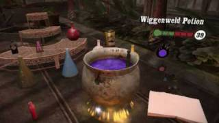 Harry Potter and the Half-Blood Prince Walkthrough - PC - 27