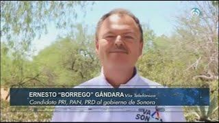 Ernesto Gándara se compromete a esclarecer el asesinato de Abel Murrieta