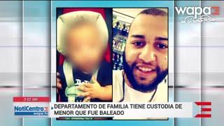 Departamento de la Familia toma custodia del niño baleado en Ponce