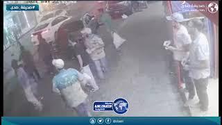 ضرب وخطف شاب بوضعه في صندوق سيارة أمام المارة في الأردن
