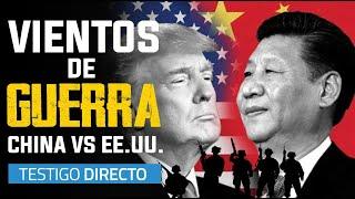 Estados Unidos le muestra su poder militar a China - Testigo Directo