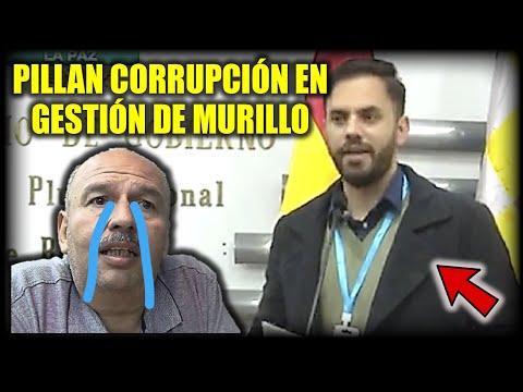 Revelan corrupción del bolas Murillo