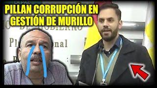 Revelan corrupción del