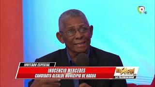 Candidato Inocencio Mercedes: Nagua Necesita ser restaurado | El Show del Mediodía