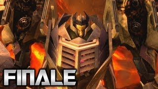 Transformers: Prime: The Game - FINALE