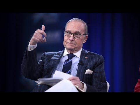 connectYoutube - Trump Picks Larry Kudlow To Replace Cohn After Seeing Him On TV