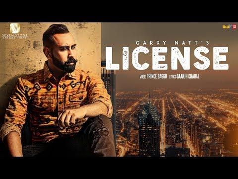 LICENSE LYRICS - Garry Natt | Gurinderjit