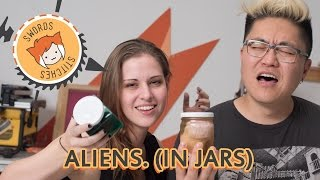 ALIENS IN JARS??? [Swords & Witches]
